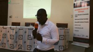 Coordonnateur de la faîtière de Karité au Bénin